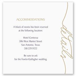 wedding invitations hotel accommodation cards template wedding accommodation cards invitations by