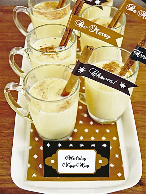 eggnog recipe alcoholic eggnog recipe
