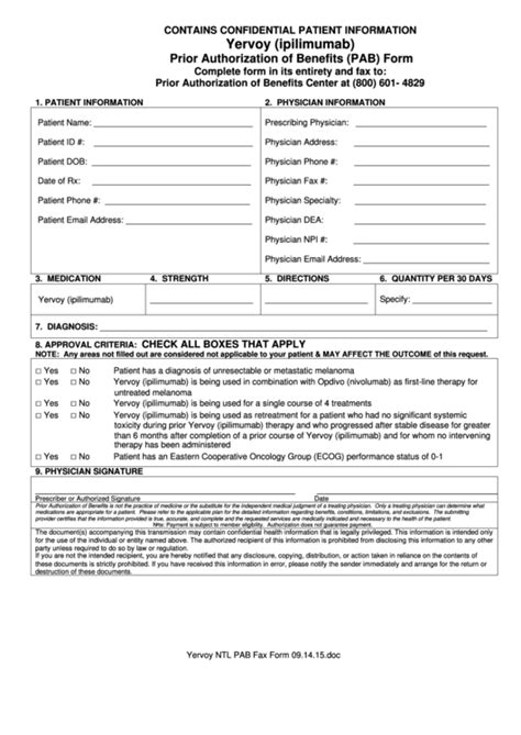 Top 336 Anthem Prior Authorization Form Templates Free To Download In Pdf Format Prior Authorization Form Template