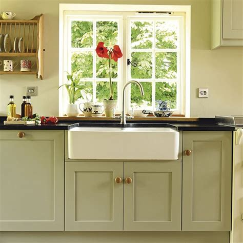 period kitchen cabinets sink area be inspired by a beautiful period farmhouse
