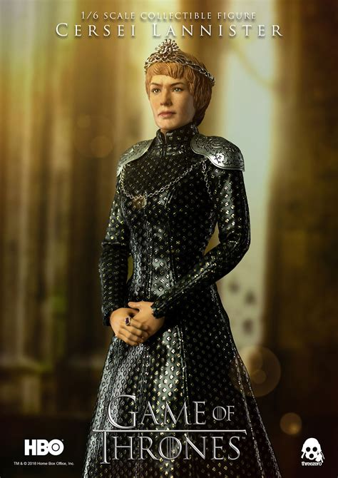 Of Thrones Lannister of thrones cersei lannister threezero store
