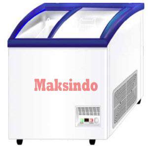 Jual Freezer Mini Untuk Es Krim jual mesin sliding curve glass freezer di bandung toko
