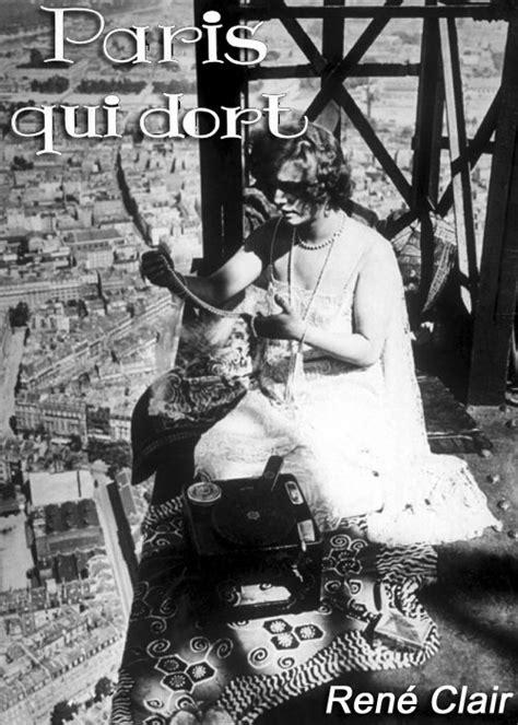 rene clair film paris qui dort paris qui dort de ren 233 clair 1924 scifi movies