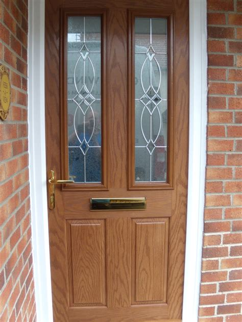 Composite Front Doors by New Composite Front Door Quay Windows