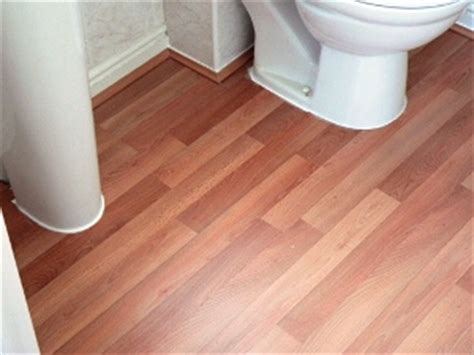 Laminate Floor In Bathroom Bathroom Laminate Flooring Is It A Choice For You To Install In Your Home S Bathroom