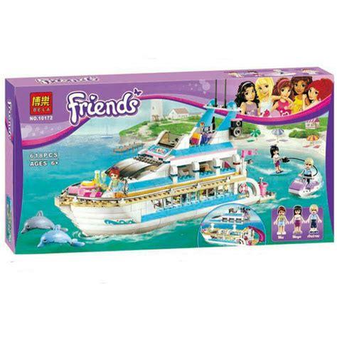 Dijamin Mainan Lego Bela Friends Isi 192 Pcs Seri 10157 jual mainan lego bela friends seri 10172 isi 618pcs koleksi mainan anak