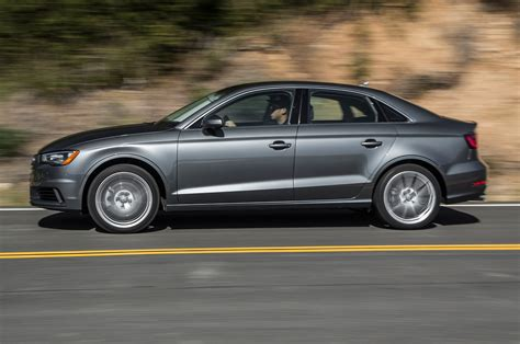 2015 Audi A3 by 2015 Audi A3 20t Quattro Side Motion View Photo 3