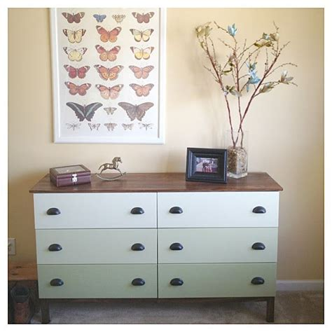 Tarva 6 Drawer Dresser by Tarva 6 Drawer Chest Hack Ombre Green Drawers Nursery