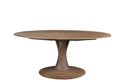 light brown dining table aspen oval dining table light brown matte metro element