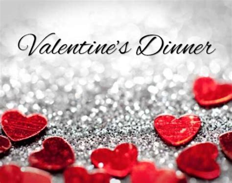 valentines day dinner s dinner south harbor church