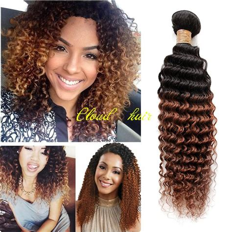 ombre human braiding hair 1b 30 ombre kinky curly hair extensions virgin mongolian