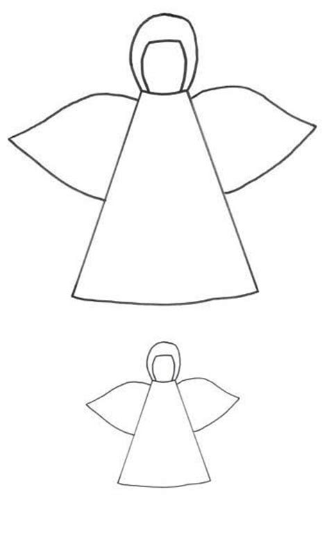 easy angel coloring pages simple christmas angel coloring pages sketch coloring page
