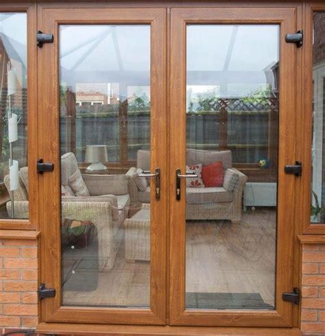 Glazed Patio Doors by Wooden Glazed Patio Doors Images About Desain