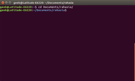 membuat zip di linux cara menyembunyikan file atau folder ke dalam gambar di