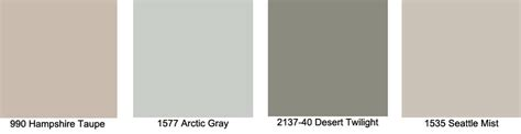 hshire taupe 990 paint paint a color palette for a new house part iii miriam