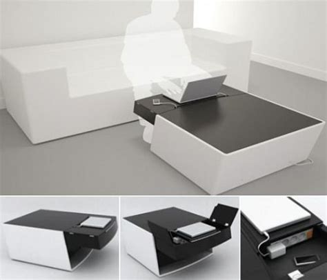 philippe barsol designer coffee tables combines automotive
