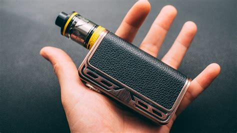 Charon Adjustable 218 Mod Vapor Authentic Quality smoant charon adjustable 218w review simple operation with vapor urvapin