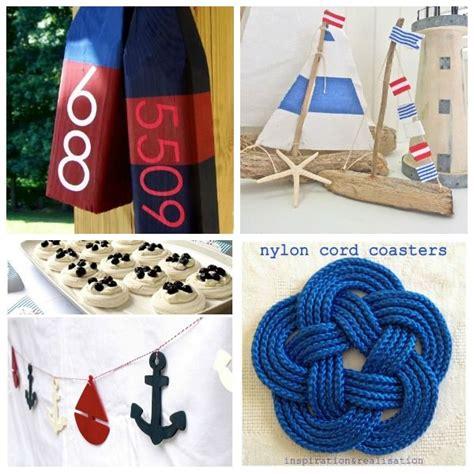 nautical decor wreath inspired by lunenburg nova scotia diy nautical decor ideas creative design and diy and crafts