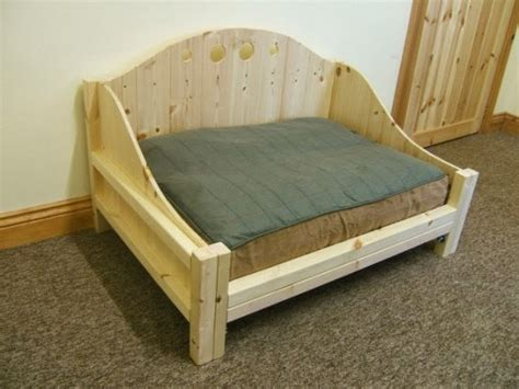 wooden dog beds robin sparkles blog luxury dog beds article