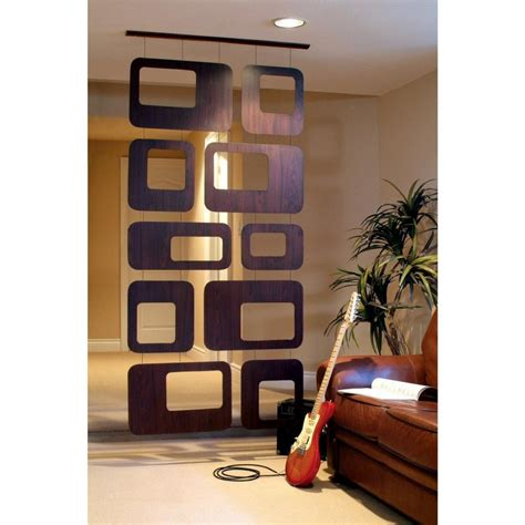 Nexxt By Linea Sotto Room Divider Square Electrical Style Hanging Room Dividers For Minimalist Modern Living Room Area Let S Deal
