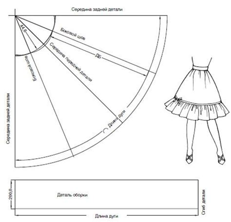 pattern drafting kamakura shobo beautiful pattern skirt sun выкройка юбки четверть солнце