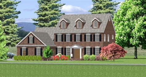 custom home designs by bill rasmussen