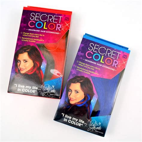 secret extensions colors brighten things up with a secret color giveaway happy