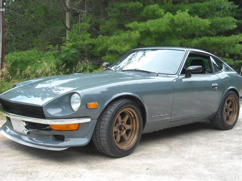 nissan 240z datsun 240z with a bmw inline six engineswapdepot com