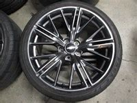 factory  camaro zl package  wheels tires oem rims   ss rs socal wheels