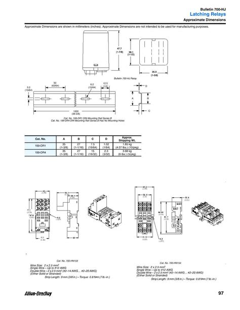 lovely allen bradley contactor wiring diagram contemporary