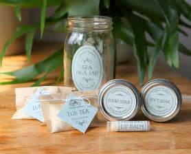 Homemade Thanksgiving Decorations For The Home spa in a jar evermine blog