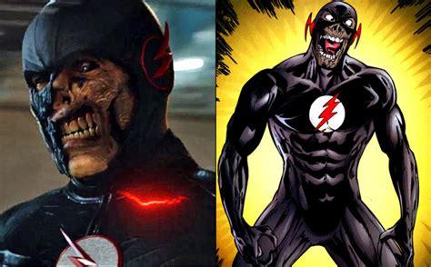 Black Flash did the flash just introduce black flash ew