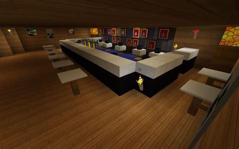 moderne bar ᐅ moderne bar in minecraft bauen minecraft bauideen de