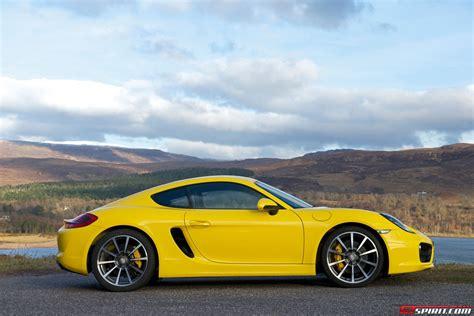 2013 Porsche Cayman S Road Test 2013 Porsche Cayman S Gtspirit
