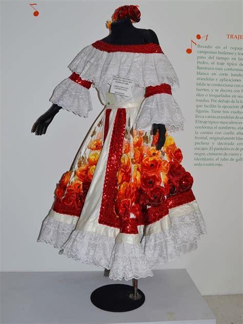 traje del sanjuanero huilense mujer y hombre para colorear gu 237 a tur 237 stica del huila trajes t 205 picos bambuco