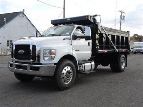 dump truck ford f750 dump trucks for sale 211 used trucks from 11 000