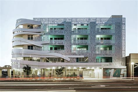 affordable appartments la brea housing designed by patrick tighe architecture