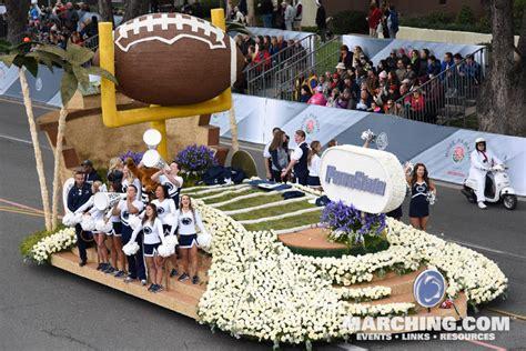 2017 Pasadena Tournament Of Roses Parade Photos Floats Indiana Reels From Parade Float