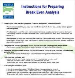 free even analysis template 3 even analysis templates free word pdf