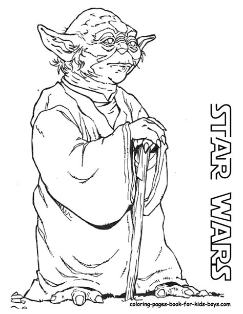 printable coloring pages of yoda coloring pages star wars coloring pages dr odd star wars