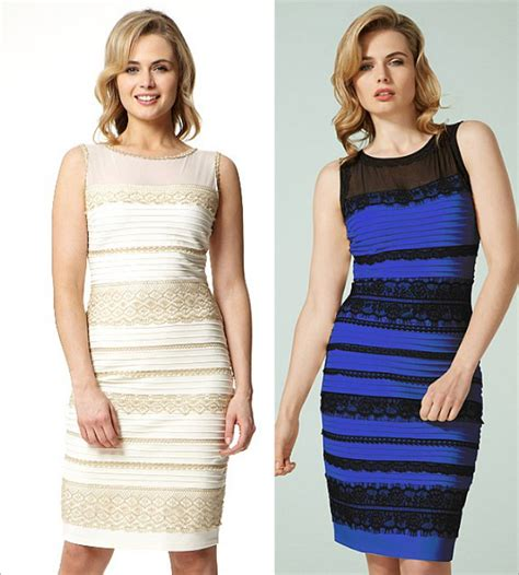 Baju Biru Hitam Emas Putih jadi omongan sedunia produsen dress biru akhirnya bikin versi putih kabar berita artikel