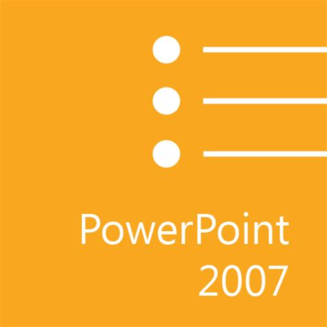 powerpoint tutorial 2007 advanced powerpoint 2007 advanced student manual