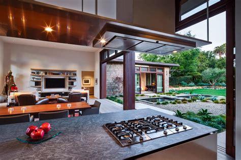 a simple outdoor kitchen that matches the indoor kitchen photos hgtv