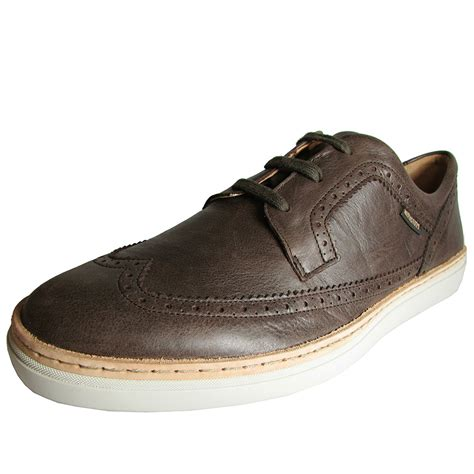 mens fashion sneakers mephisto mens jeff wingtip fashion sneaker shoe ebay