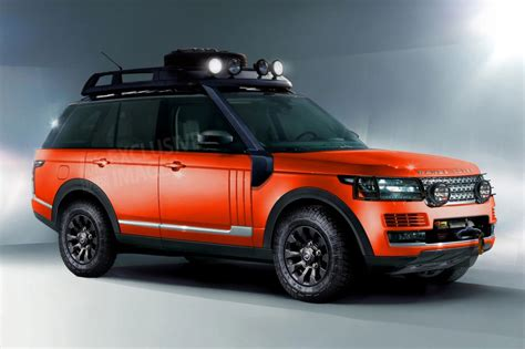 land rover sport road new road range rover next year from svo expedition