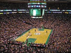 pro sports stadium review td garden