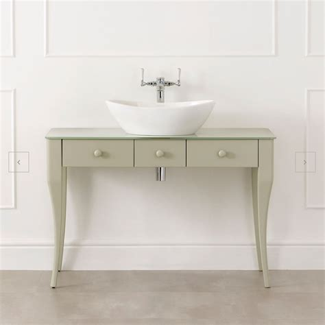 recollections bathroom vanity victoria and albert bosa 112 glass bathroom vanity unit