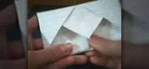 Origami Note Folding - how to origami a note 171 origami wonderhowto