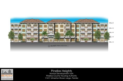 Pinellas County Housing Authority by Planning For Pinellas Heights Senior Apartments Moving
