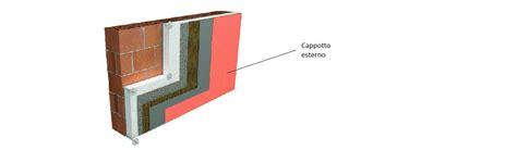 isolamento termico interno isolamento termico a cappotto esterno o interno